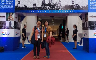 EED Lecturer Participates in the 15th CamTESOL Conference