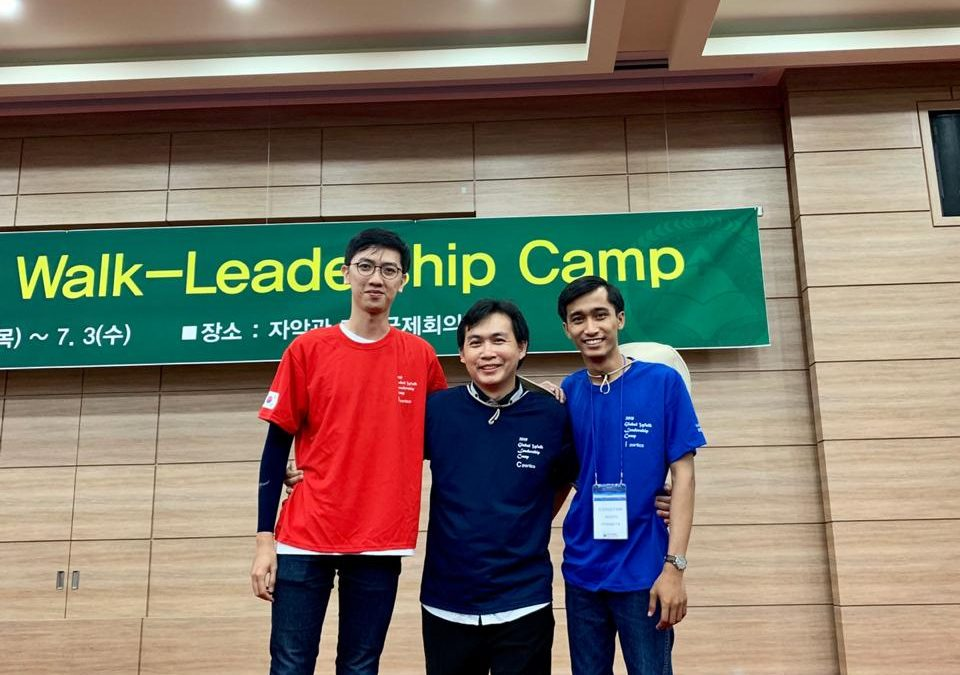 UKDW Goes to Korea: Three Representatives for HGLC 2019