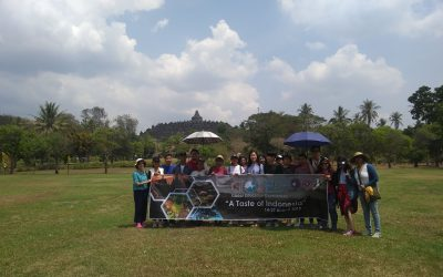 A Taste of Indonesia, Eploring Six Cities with GlobEEs 2019