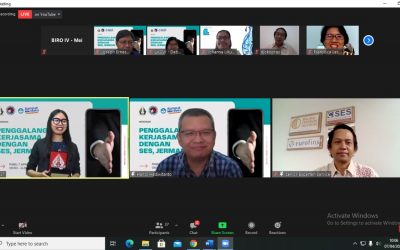 """Webinar """"Building Collaboration with SES, Germany"""""""