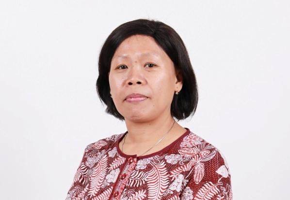 Lussy Ernawati