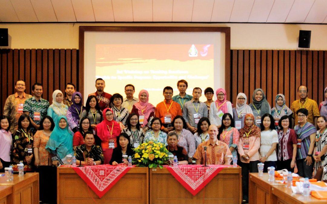 PBI Selenggarakan Workshop Bahasa Inggris