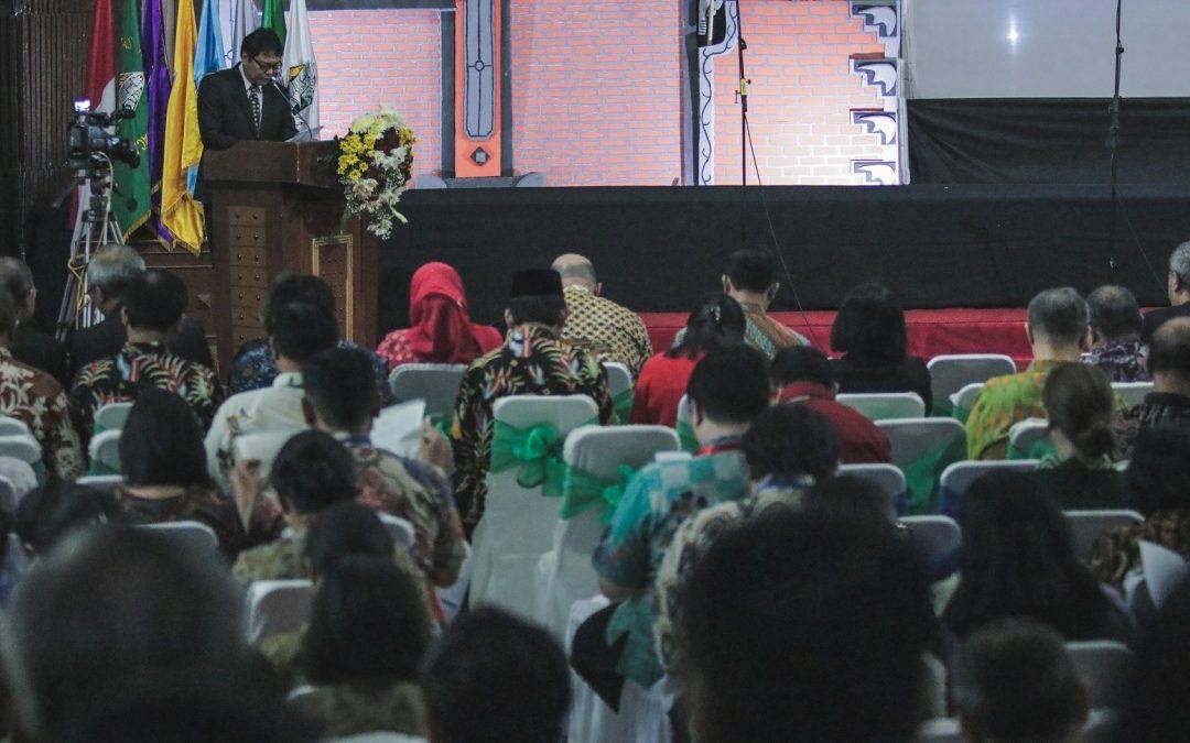Upacara Dies Natalis Ke-55 Duta Wacana