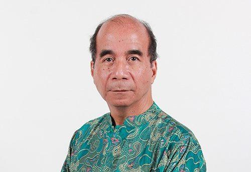 Pdt. Prof. Emanuel Gerrit Singgih, Ph.D.
