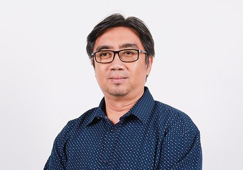 Pdt. Daniel K. Listijabudi, Ph.D