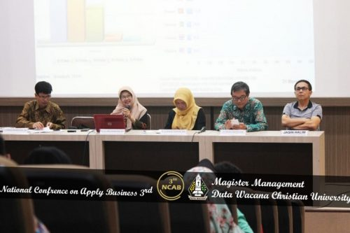 MM UKDW Adakan National Conference on Applied Business