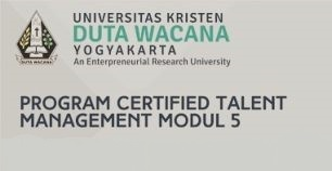 Program Certified Talent Management Modul 5