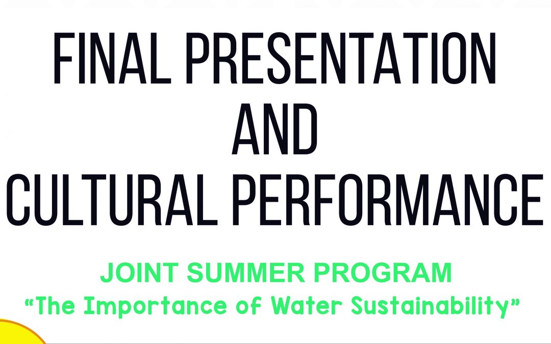 Joint Summer Program