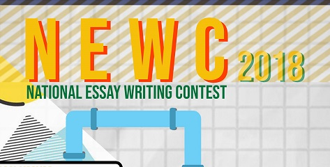 National Essay Writing Contest 2018