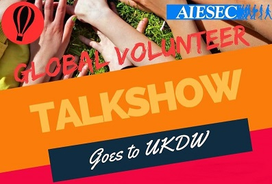 AIESEC Global Volunteer Talkshow