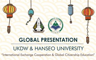 UKDW & Hanseo University Global Presentation
