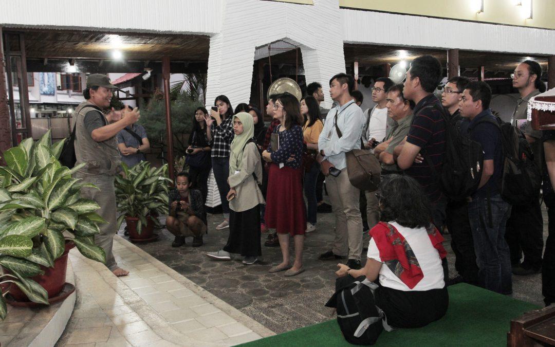 Telusur Tilik Telisik Karya dan Pemikiran Y.B. Mangunwijaya