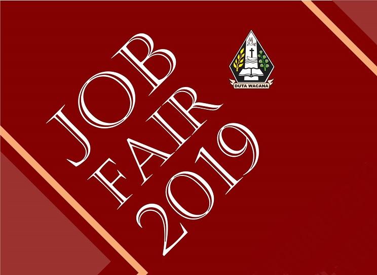 UKDW Selenggarakan Job Fair