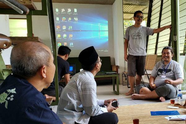 UKDW Fasilitasi Masyarakat Samigaluh Belajar Pengembangan Wisata ke Temanggung