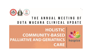 The Annual Meeting of Duta Wacana Clinical Update (AMIGDALA)