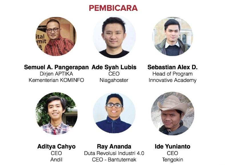Gerakan Nasional 1000 Startup Digital
