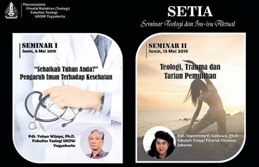 Seminar Teologi dan Isu-Isu Aktual