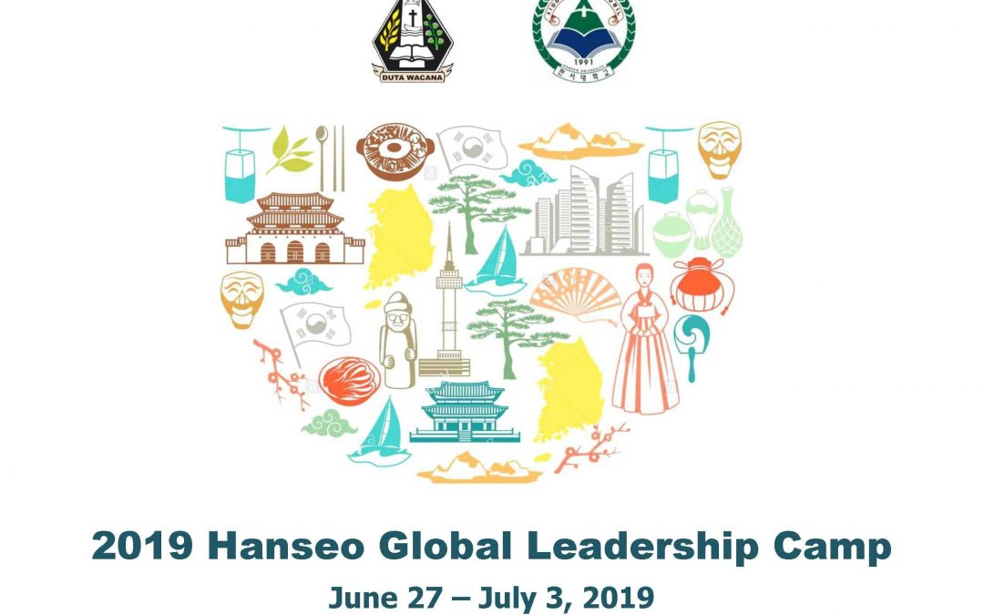Seleksi Hanseo Global Ladership Camp