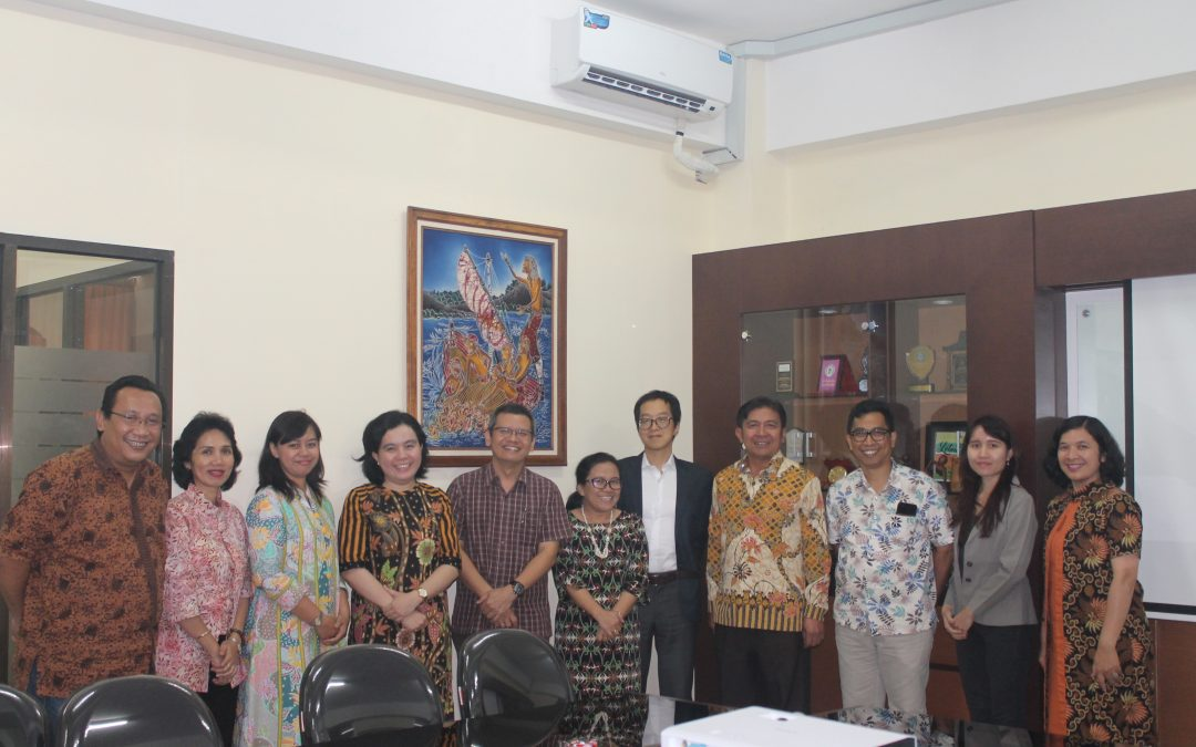 Re-Akreditasi Fakultas Teologi oleh ATESEA