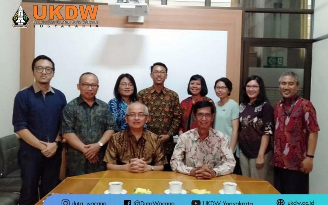 Penandatanganan MoU dengan GKJ Tanjungtirto