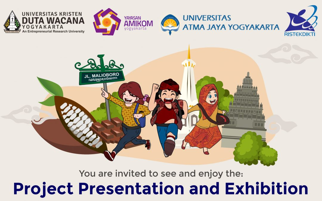 Project Presentation and Exhibition Joint Summer Program