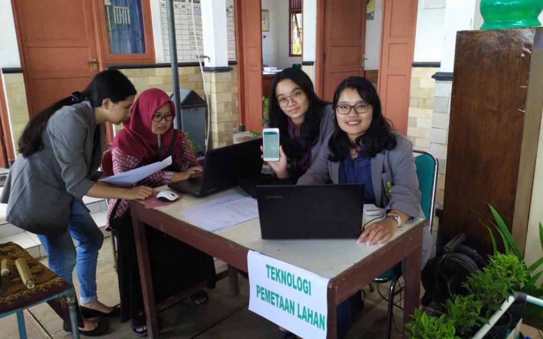FTI UKDW Yogyakarta Ikuti Gelar Teknologi Pertanian