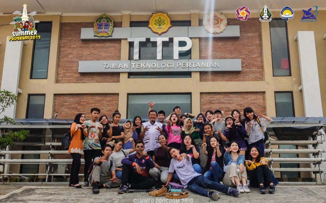 Mahasiswa dari 6 Negara Ikuti Joint Summer Program 2019
