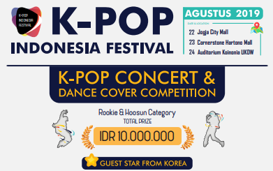 K-Pop Concert & Dance Cover Competition