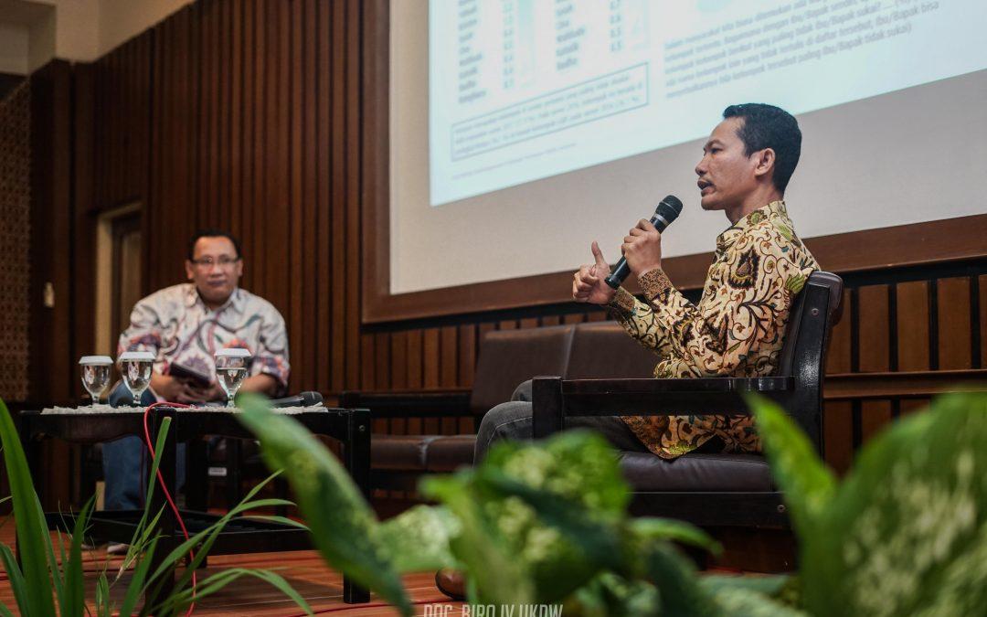 PSAA UKDW Yogyakarta Adakan Interreligious Dialogue