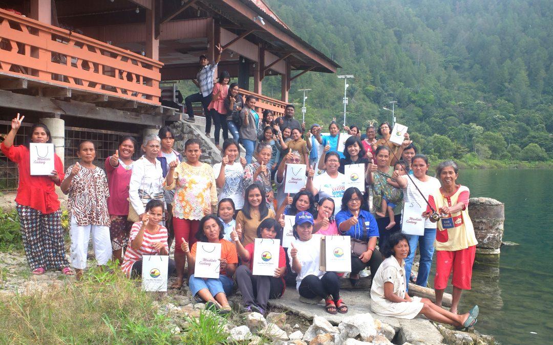 KKN Tematik UKDW Dukung Pengembangan Wisata Danau Toba