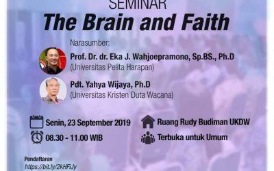 Seminar The Brain and Faith