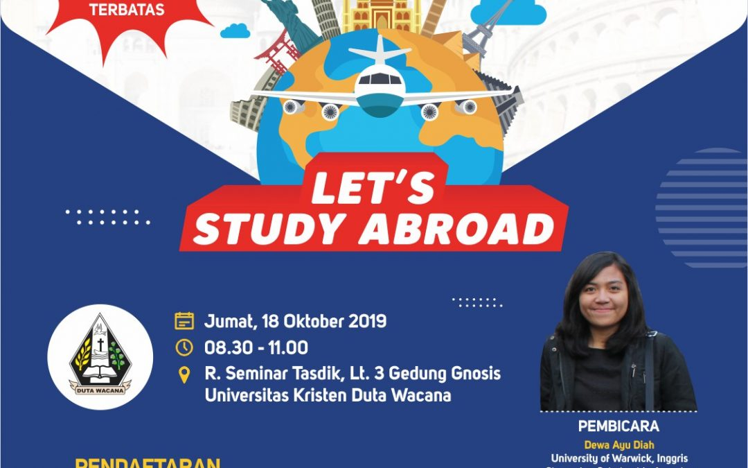 Let's Study Abroad