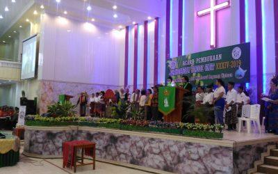 Dosen F. Teologi Hadiri Persidangan Sinode GMIT 2019