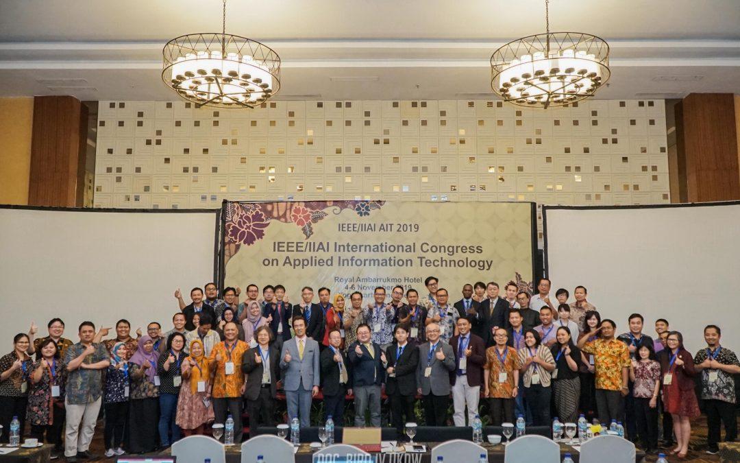 UKDW Berpartisipasi dalam IIAI International Congress