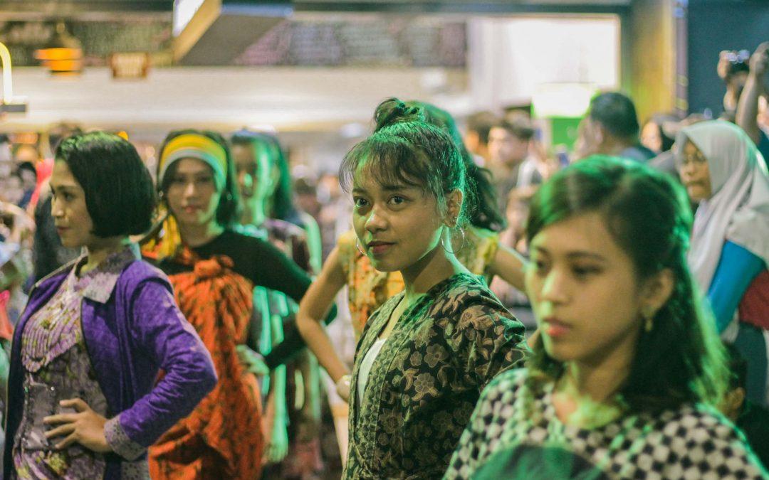 UKDW Yogyakarta Meriahkan Malioboro Street Style