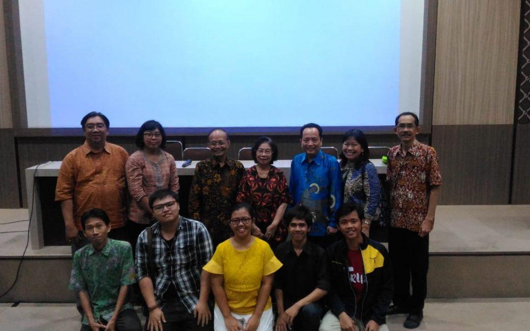 Temu Alumni Fakultas Teologi