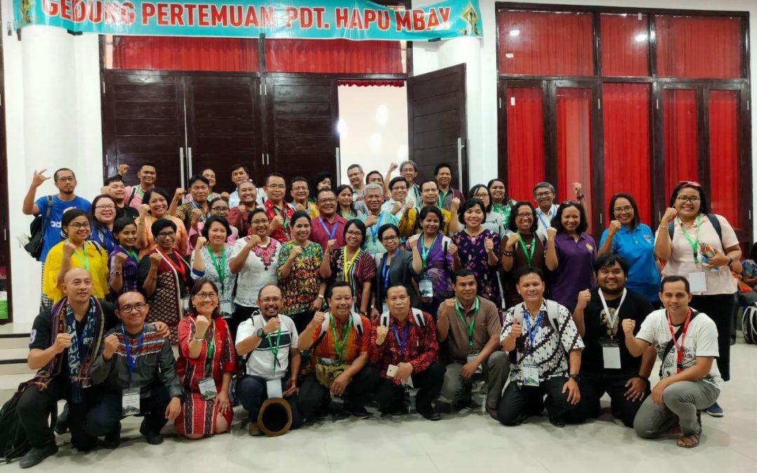 Kontribusi Alumni F. Teologi UKDW dalam Sidang Raya PGI XVII