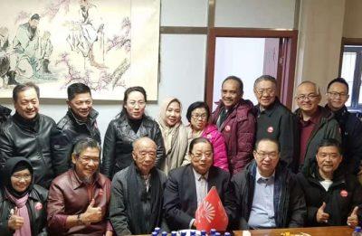 Kunjungan Kerja Rektor UKDW ke Beijing – Guangzhou