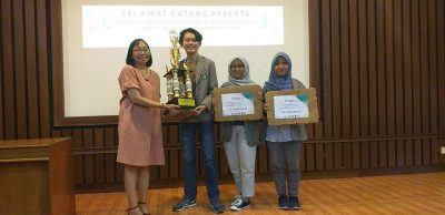 SMAN 1 Bantul Juara Debat Perubahan Iklim