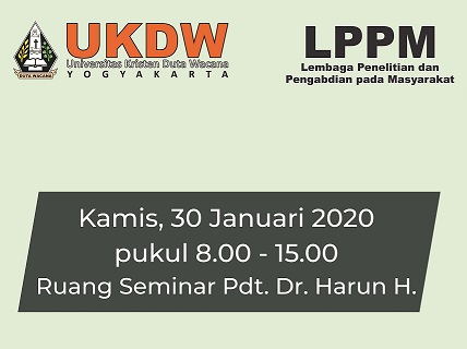 Workshop Penulisan Proposal PKM