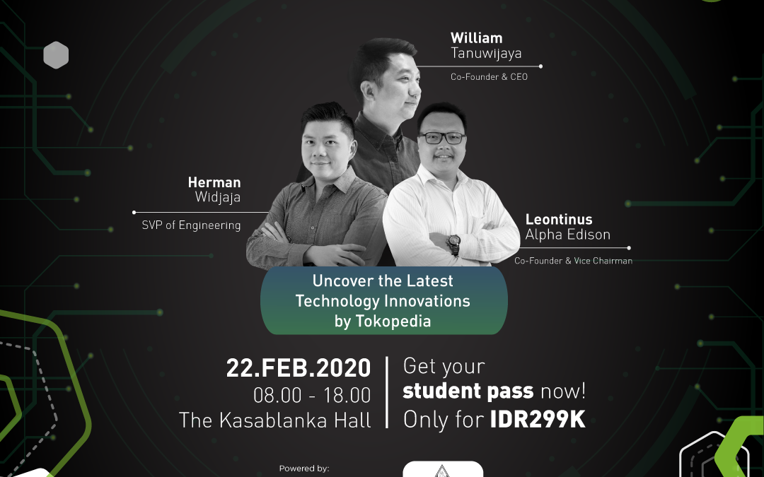 START: Uncover the Latest Technology Innovations by Tokopedia