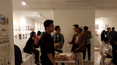 UKDW Dukung Architecture Fair 2020