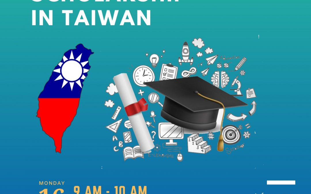 Information Session on Education and Scholarship in Taiwan