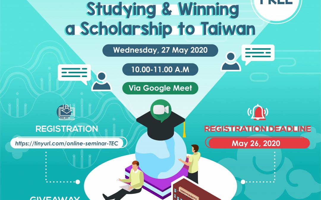 Studying & Winning a Scholarship to Taiwan