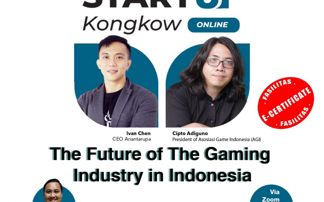 The Future of The Gaming Industry in Indonesia