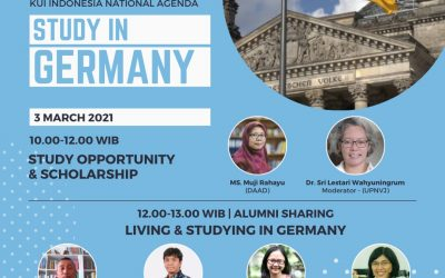 Info Session & Alumni Sharing Study in Germany