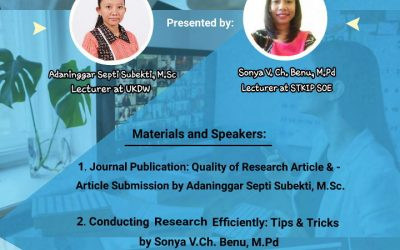 Publication on Scientific Journal: DOs and DON'Ts